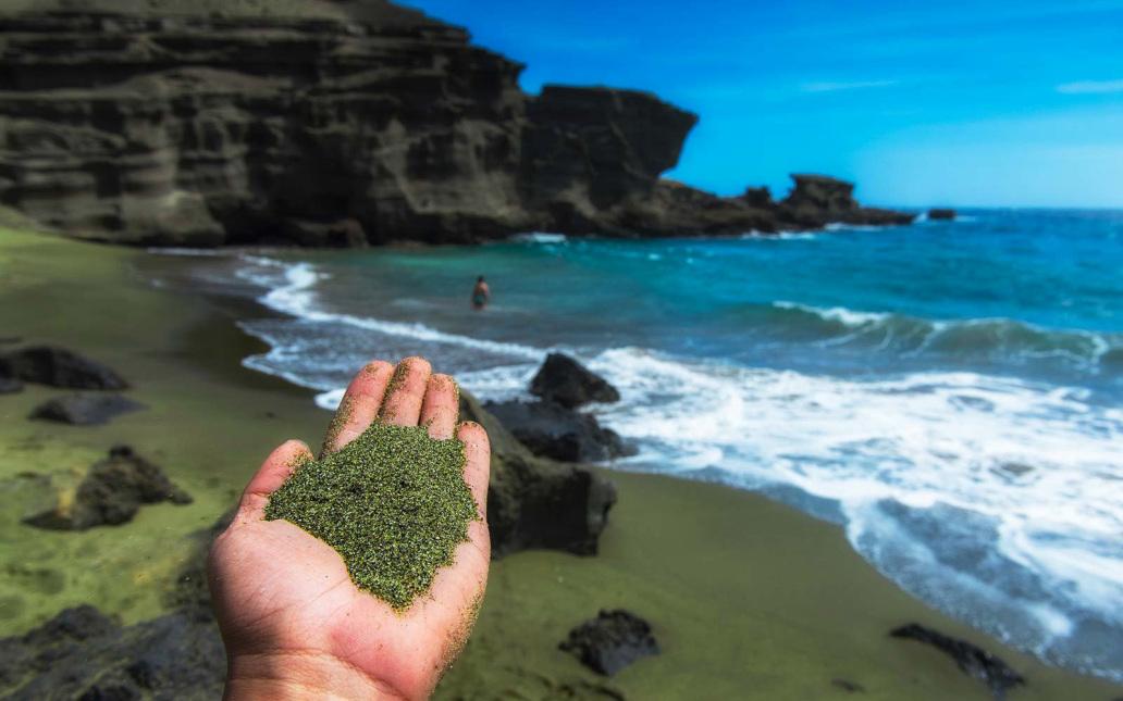 Areia verde: alternativa inusitada no combate às mudanças climáticas