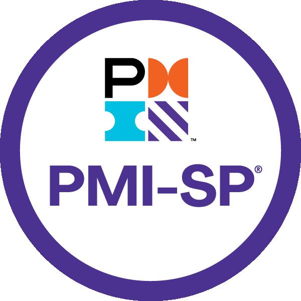 Selo da certificação PMI-SP