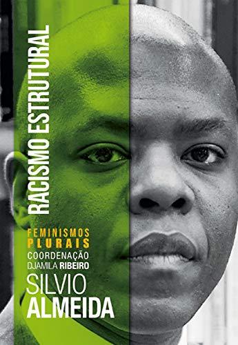 Capa do livro Racismo Estrutural, de Silvio Almeida