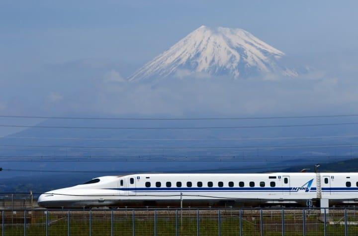 Shinkansen: conheça o trem de alta velocidade do Japão