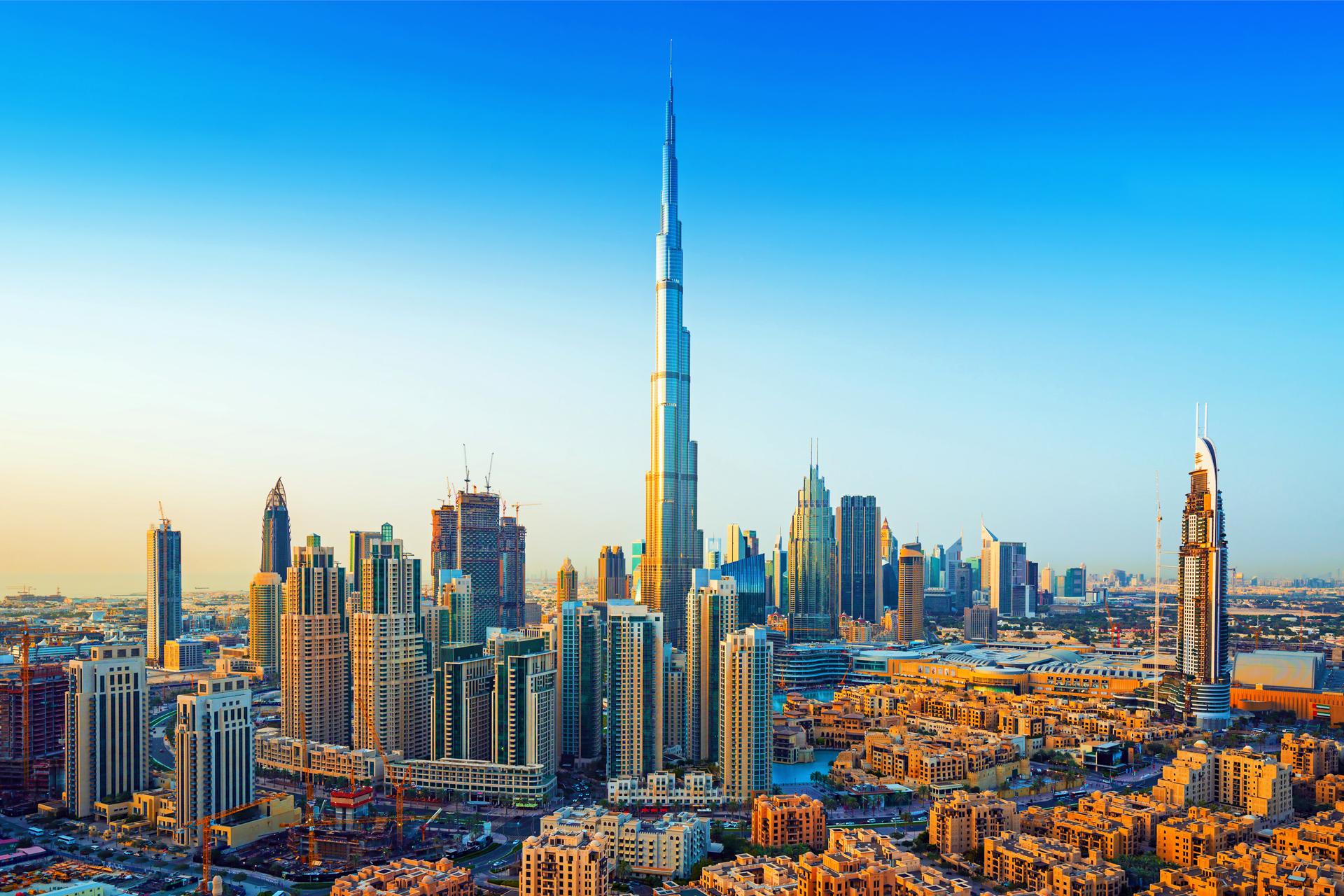 Arranha-céus em Dubai