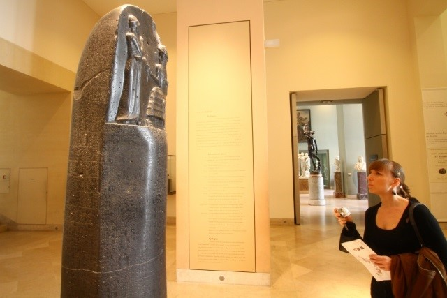 Monumento de Hamurabi