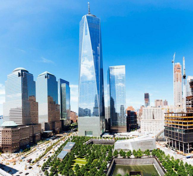 Imagem da fachada 1WTC
