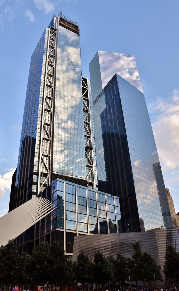 Imagem da fachada do 3WTC