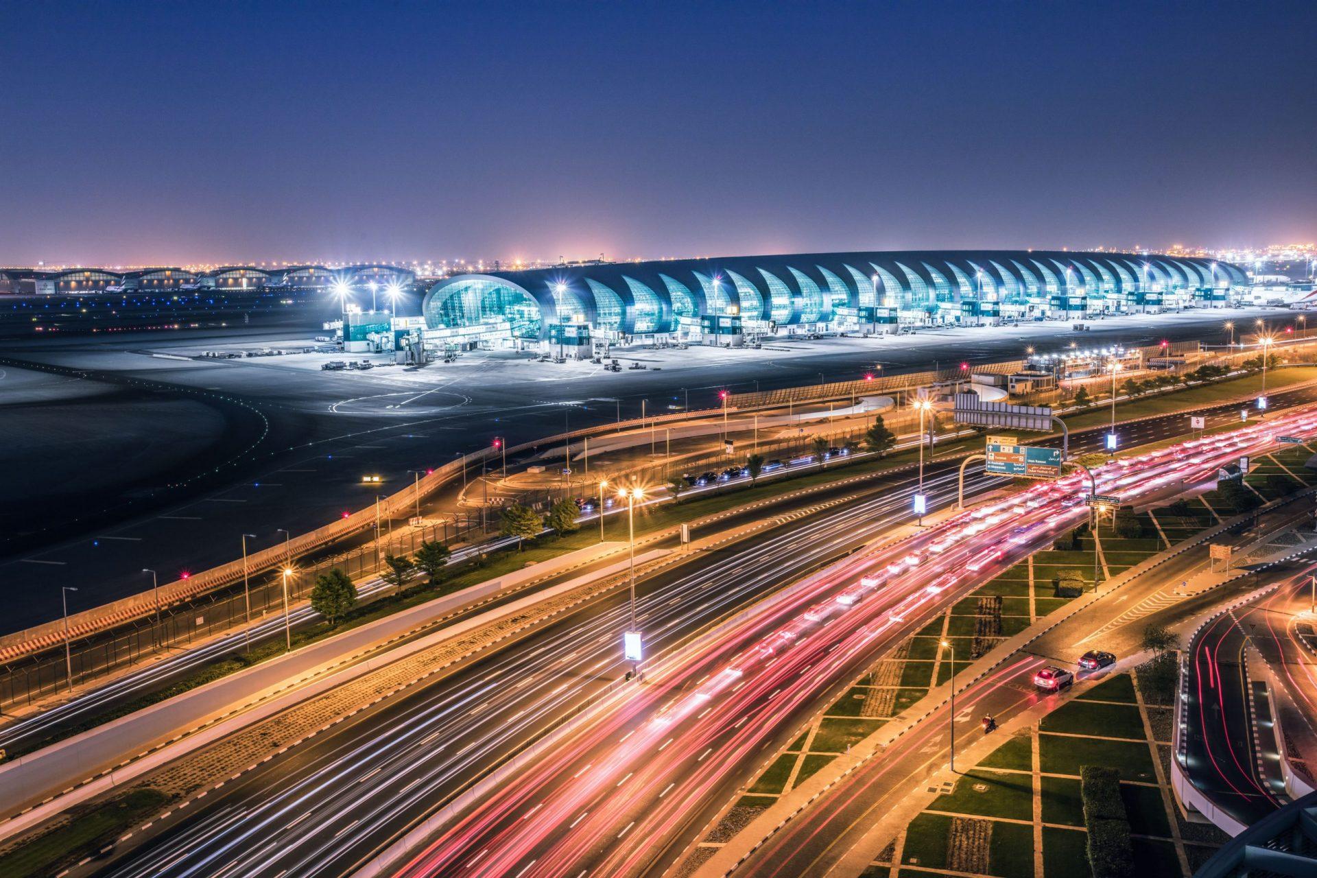 aeroportos incríveis Dubai