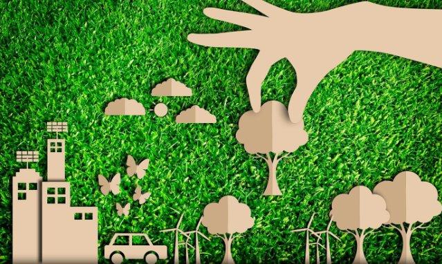 ilustração sustentabilidade