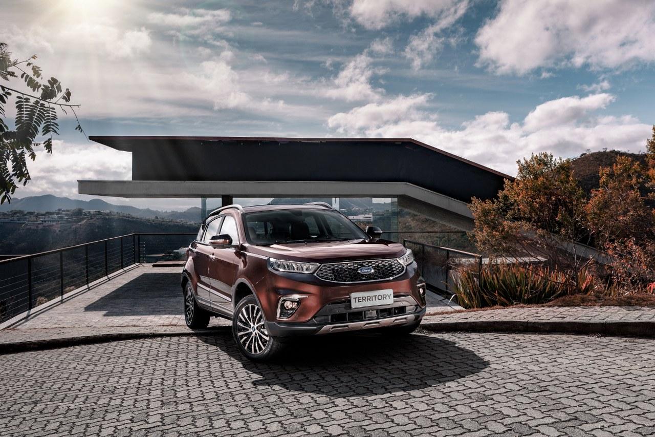 Novo Ford Territory é lançado no Brasil. Confira!