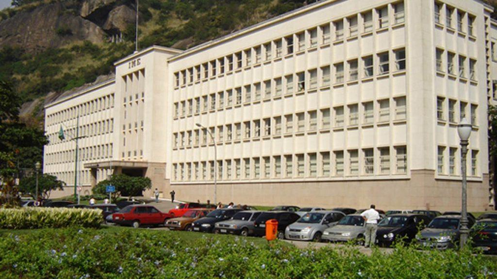 Instituto militar de engenharia ime campus prédio