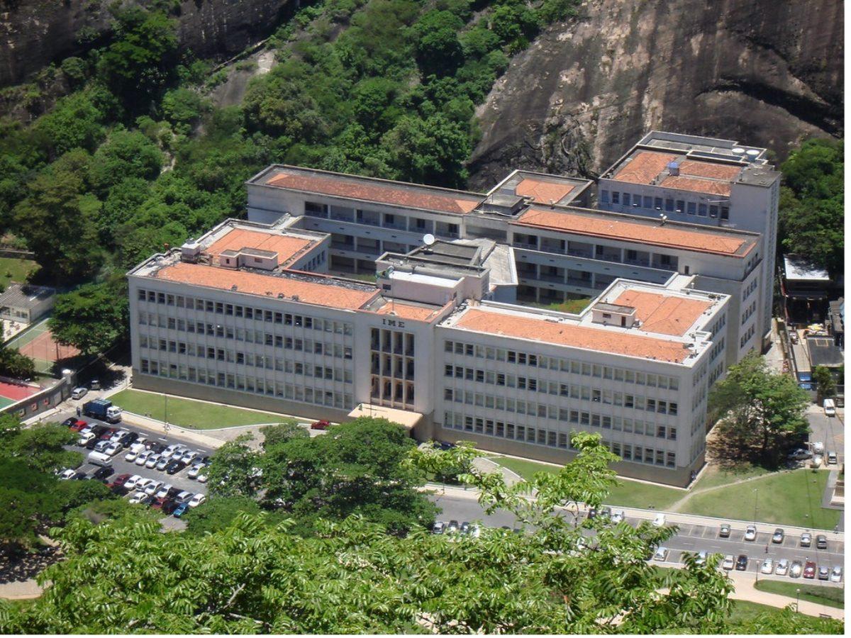 IME instituto militar de engenharia campus