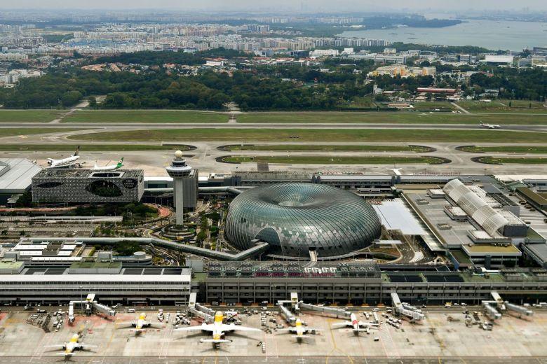 arquiteturas Singapura