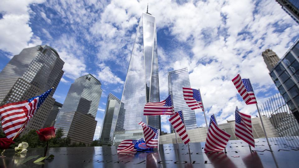 Homenagem as vítimas do ataque terrorista
