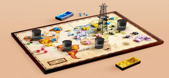 Guerra por petróleo