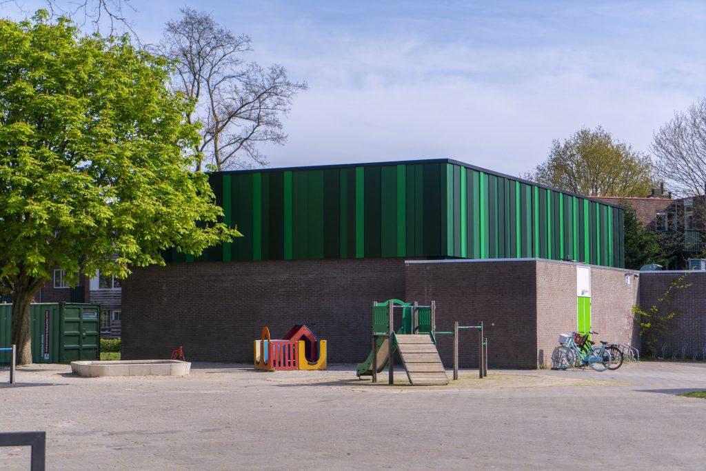 Parque com energia limpa na holanda