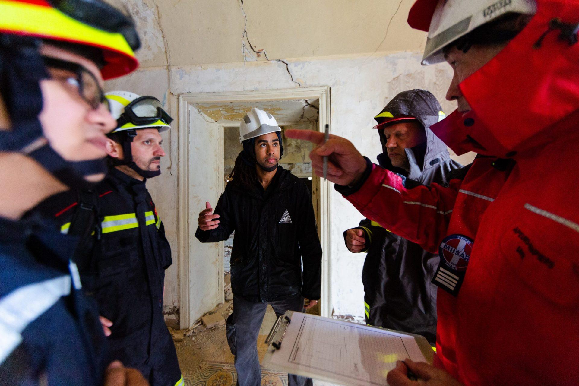 inspeção corpo de bombeiros