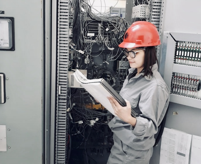 Engenheira-eletricista