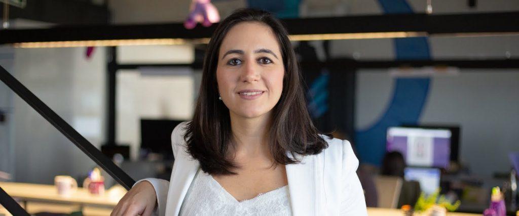 Cristina Junqueira uma dos engenheiros de produção brasileiros
