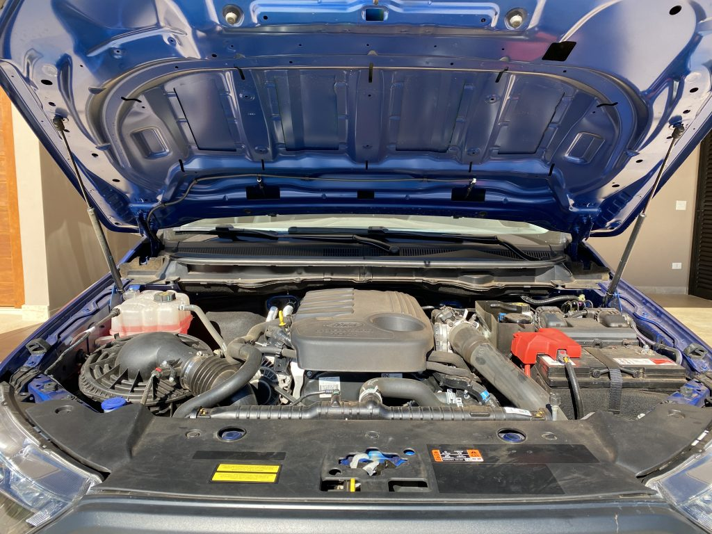 Motor da Ford Ranger XLS Storm