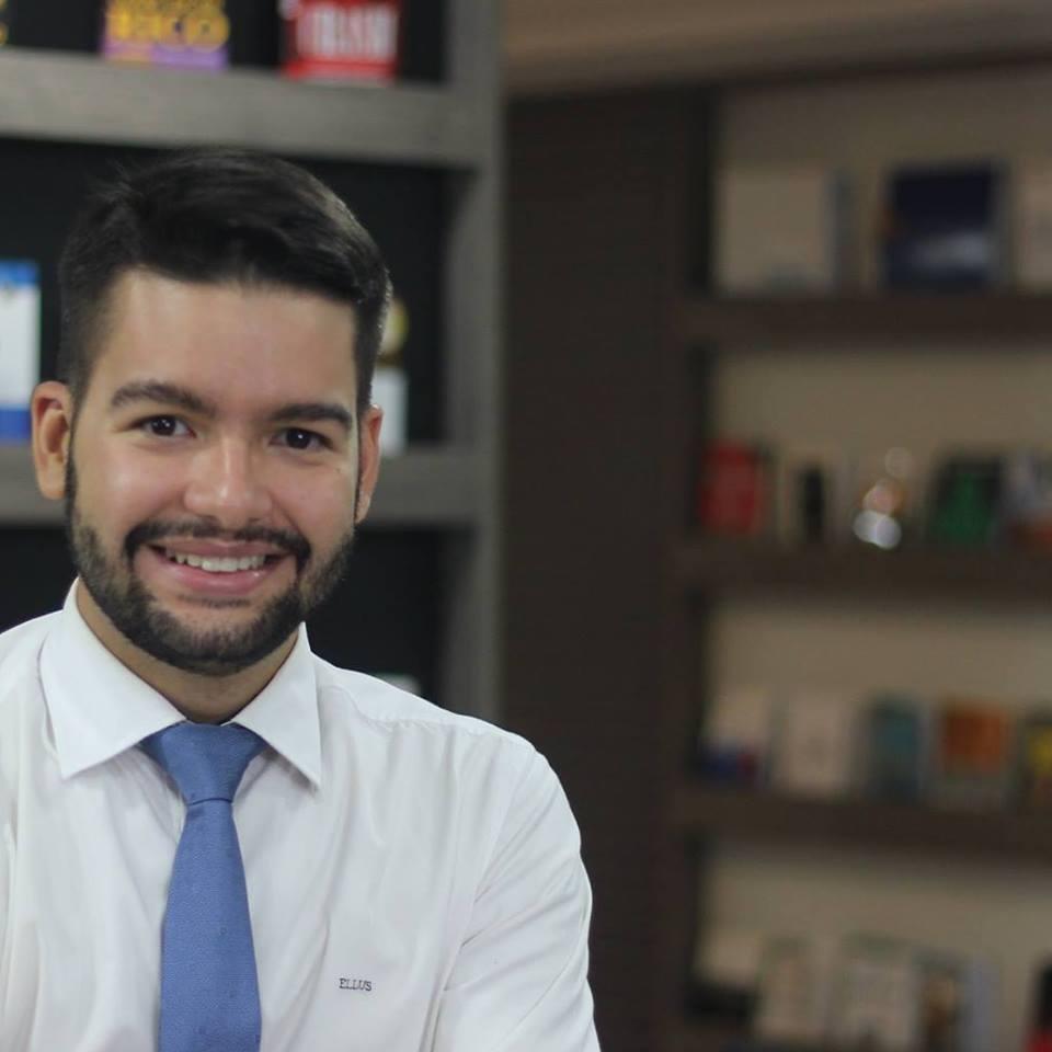 Rodrigo Lang, um dos engenheiros de produção brasileiros