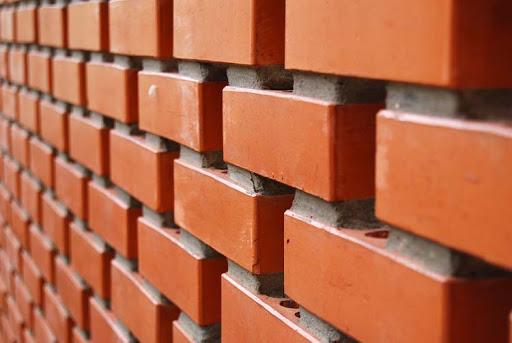 imagem ilustrativa de tijolo cerâmico