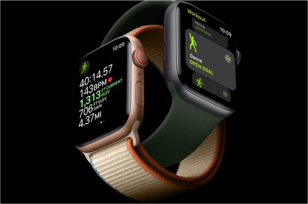 imagem do Apple Watch 6