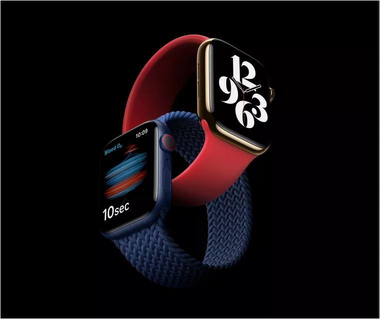 pulseiras apple watch 6