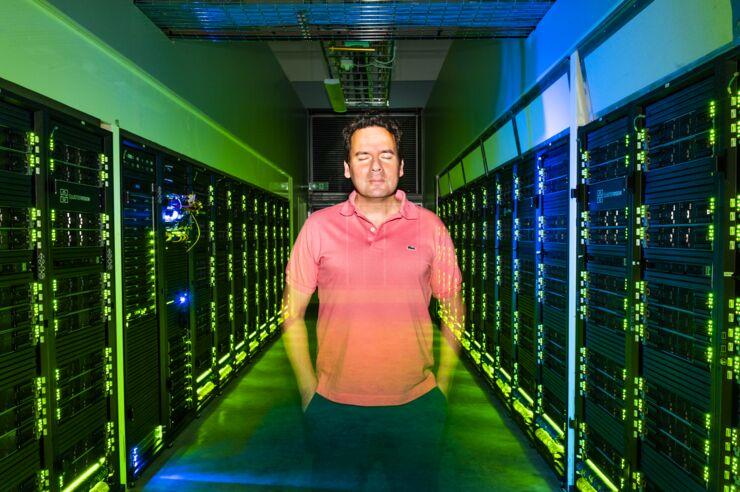 Bo Durbeej líder da pesquisa com energia solar e molécula que a armazena
