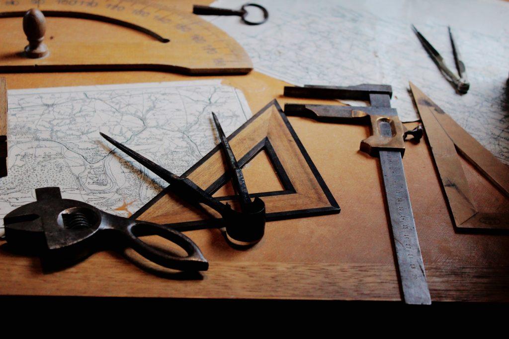 equipamentos para desenhos de engenharia