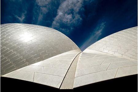 Imagem da Cobertura do Sydney Opera House