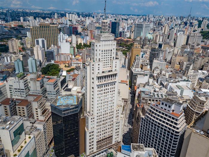 Edifício Altino Arantes - exemplo retrofit arquitetura