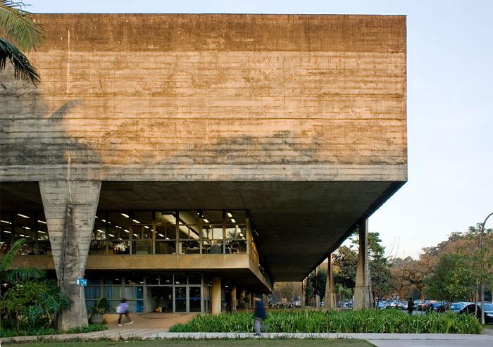 Faculdade de Arquitetura e Urbanismo da Universidade de São Paulo