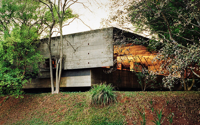 Residência Paulo Mendes da Rocha