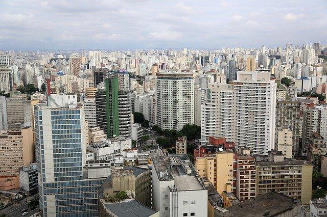 São Paulo Edifícios Arquitetura