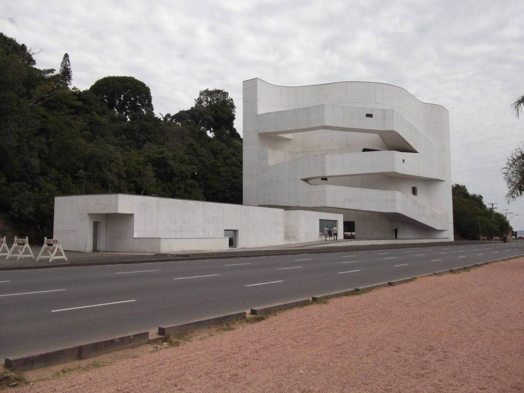 Museu Iberê Camargo, em Porto Alegre.