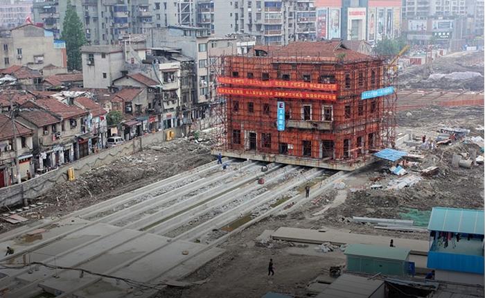 Edifício Hankou Yiyong, em Guangxi