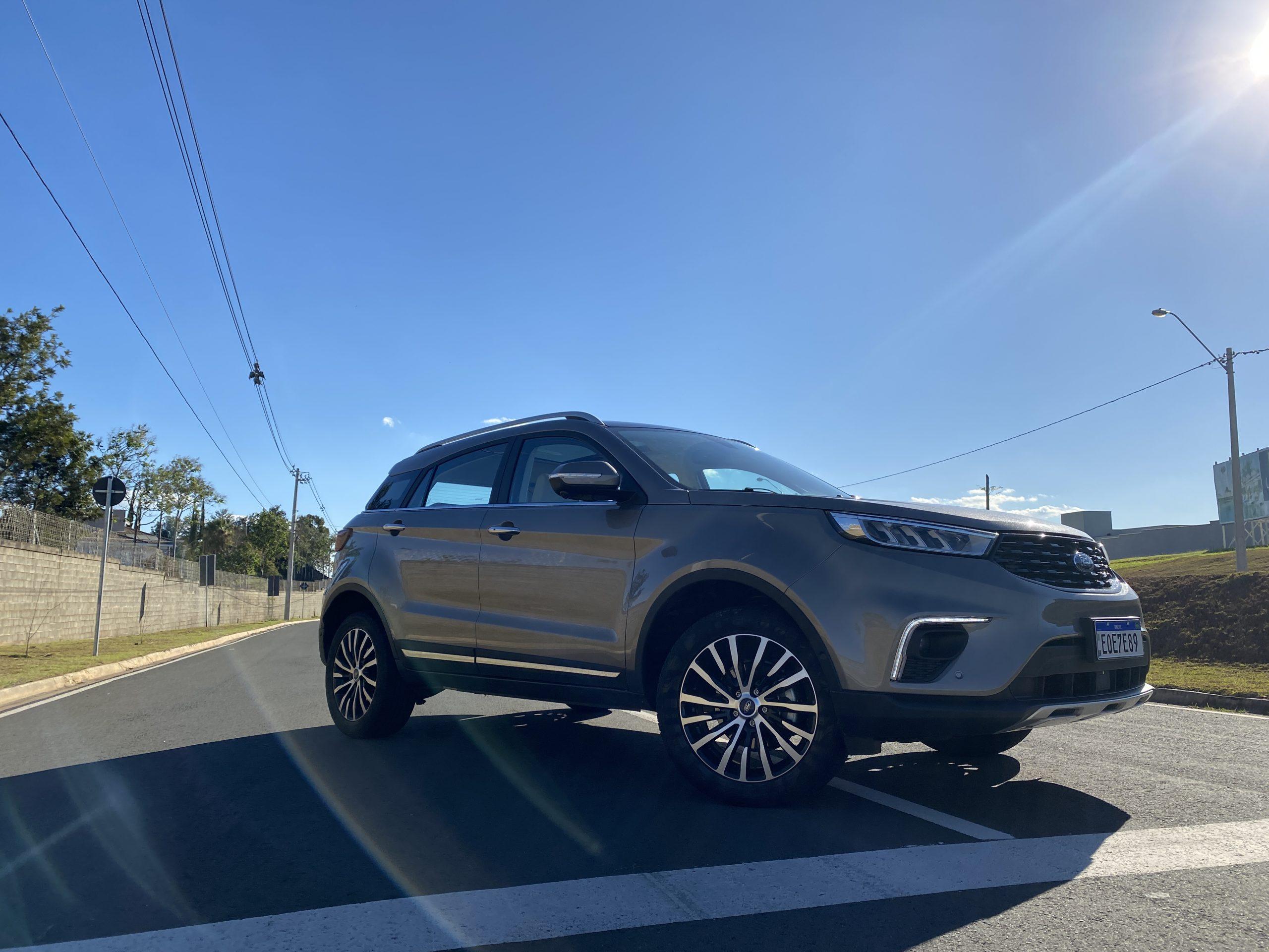 Confira nossas impressões sobre o Novo Ford Territory | Review 360