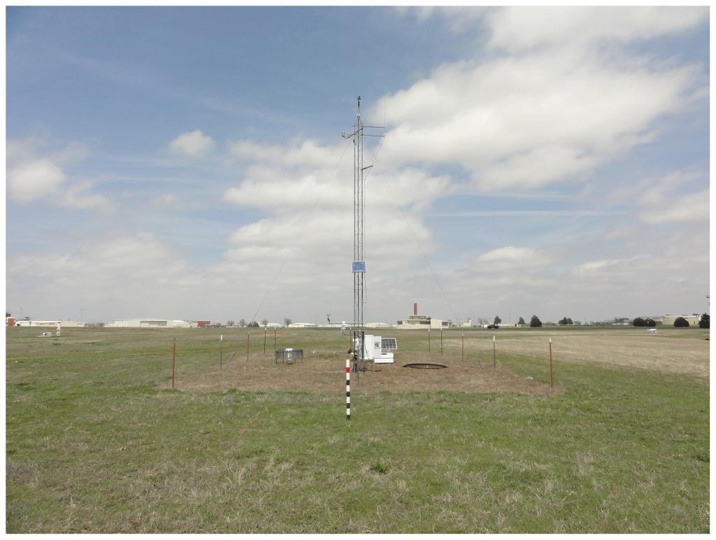 Estação Oklahoma Mesonet