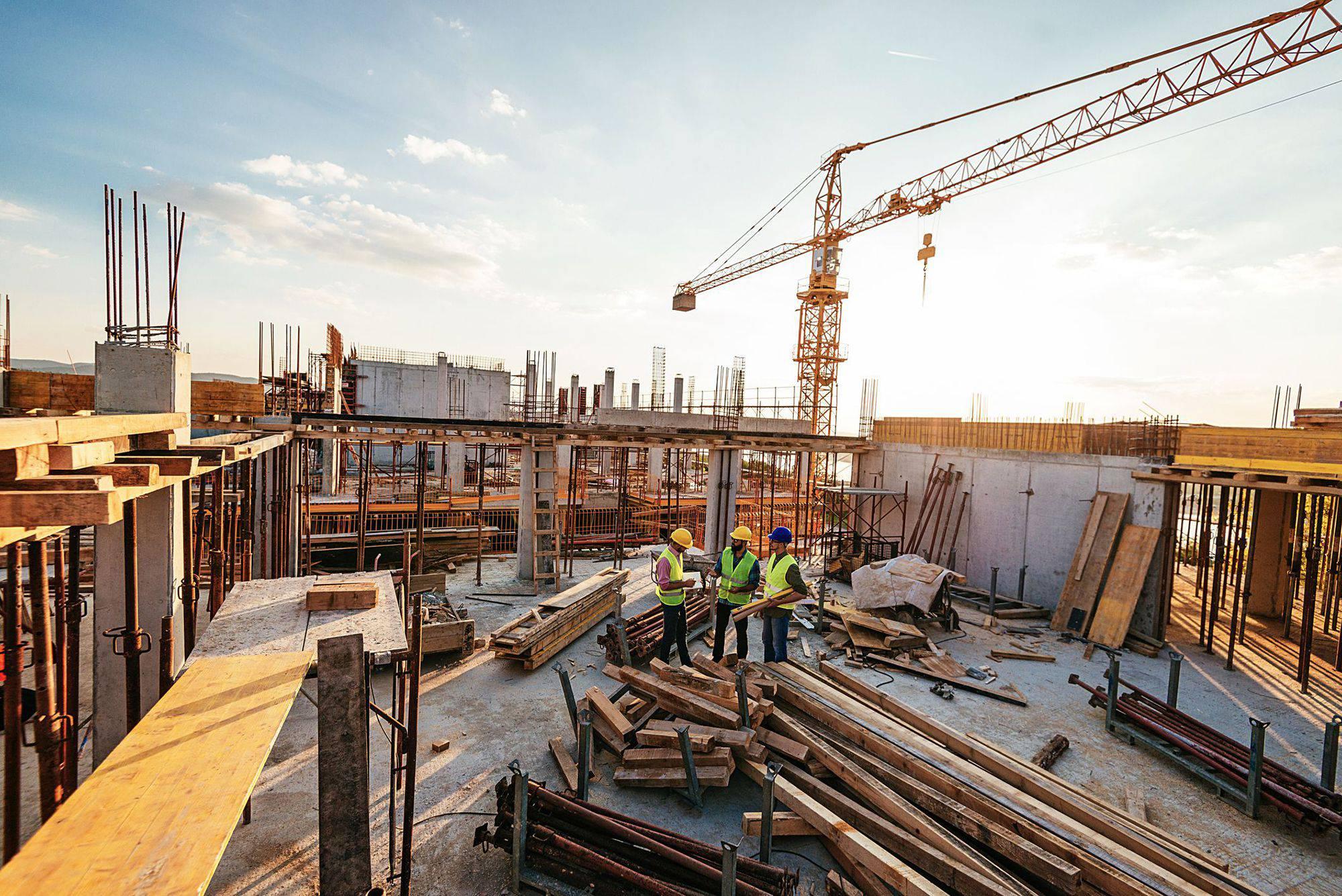 Entenda  a alta dos preços de materiais de construção civil
