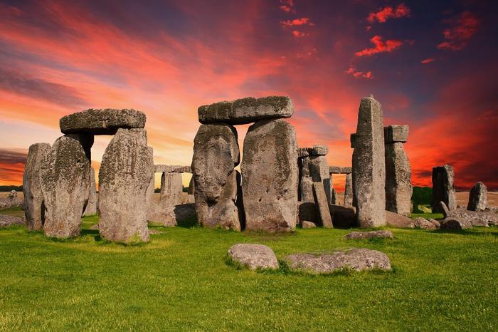 Stonehenge, Reino Unido representando Arquitetura Antiguidade