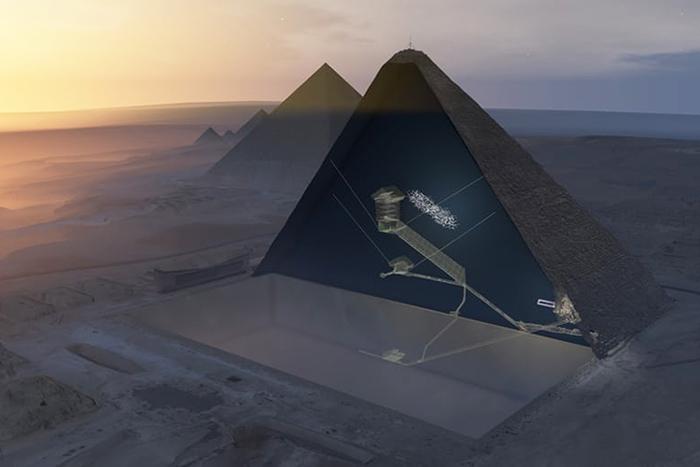 imagem de Pirâmide Gizé