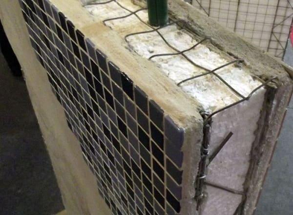 placa usada em construção civil