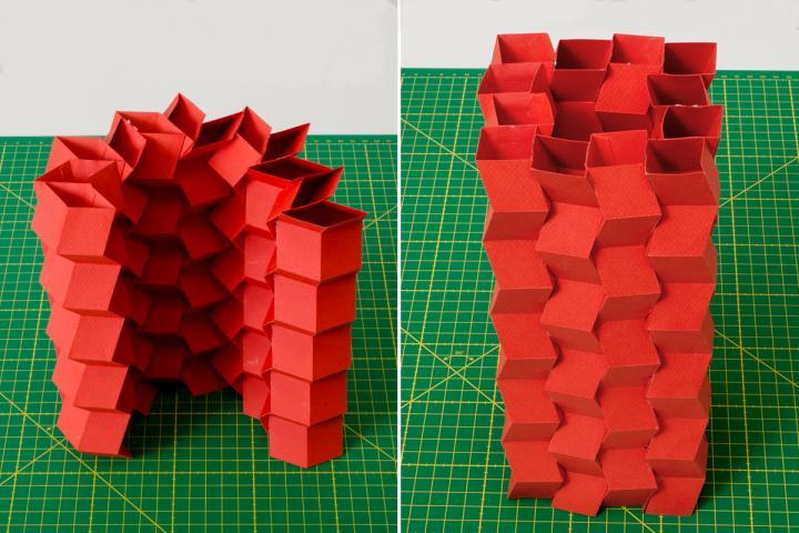 Projeto Zippered Tube modelo