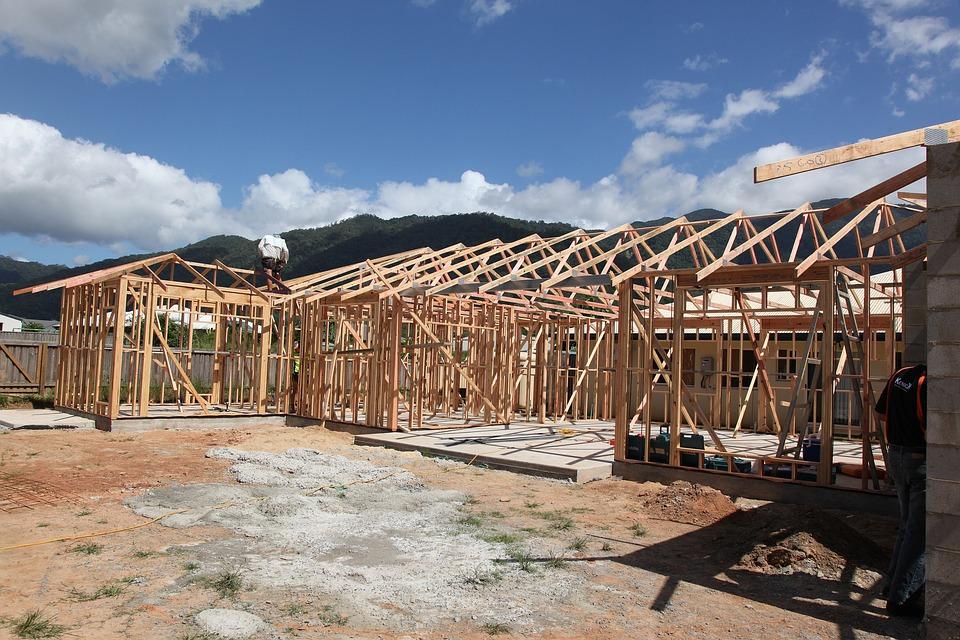 construção de casa sustentável