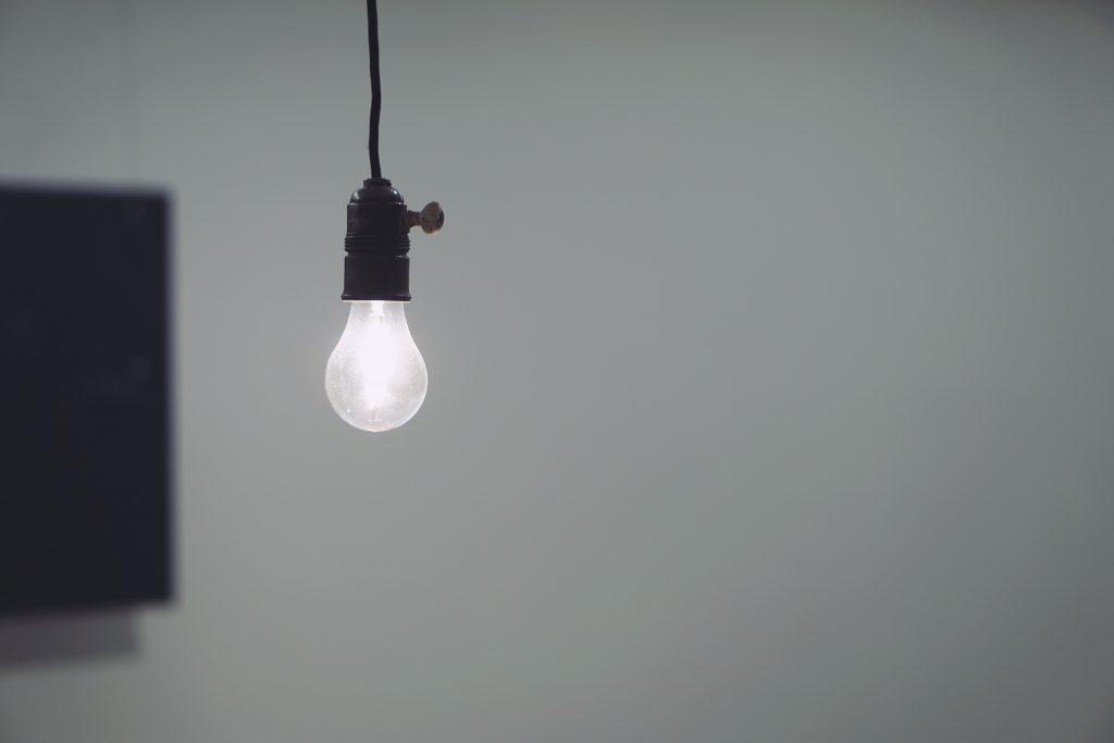 imagem ilustrativa de lâmpada