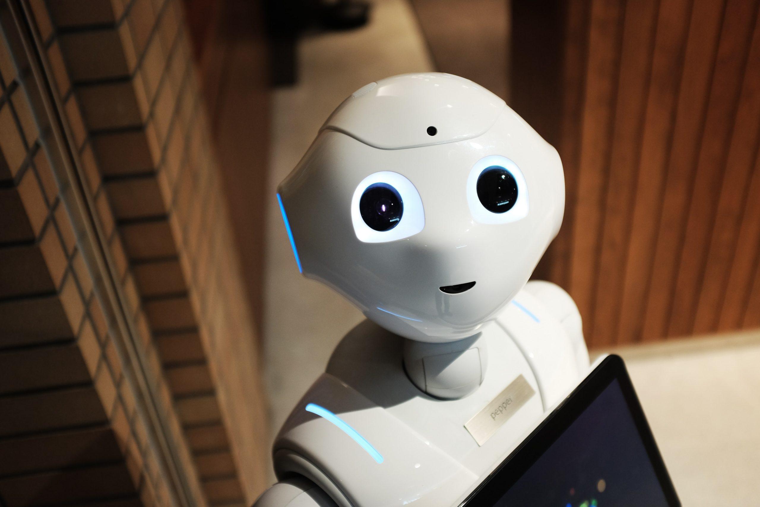 imagem ilustrativa de robô