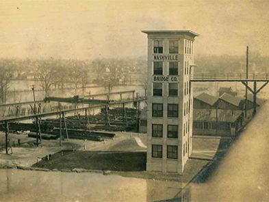 Imagem antigo NABRICO, em Nashville