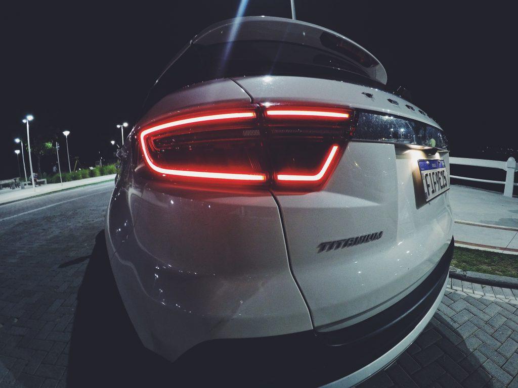 Lanterna traseira Ford Territory