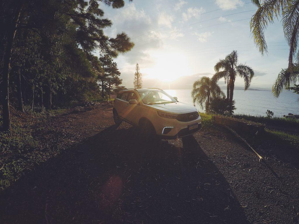 pôr do sol florianópolis