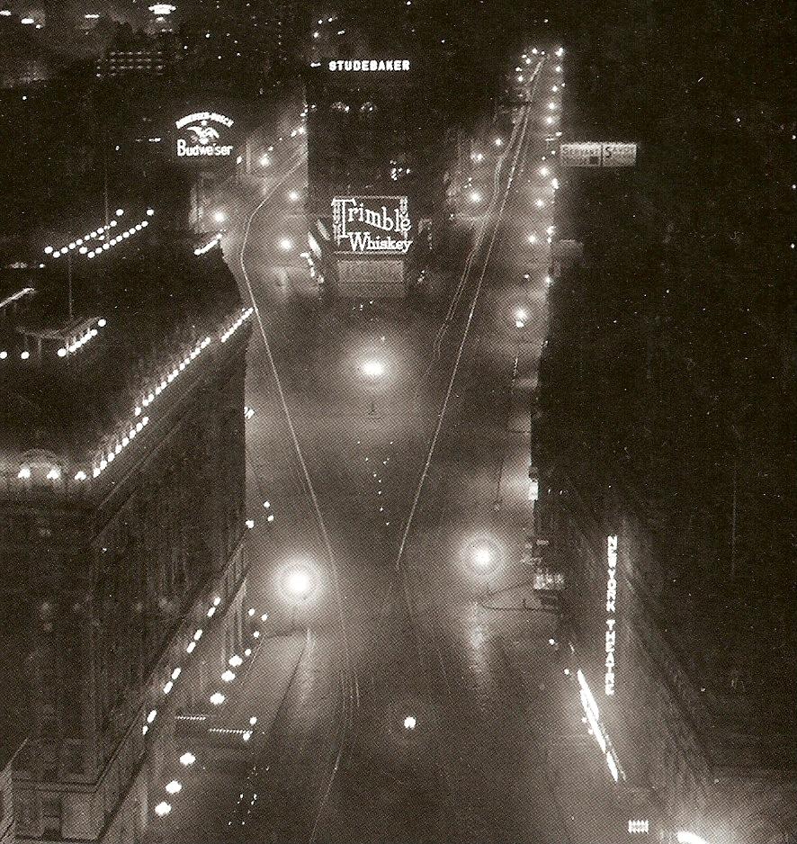 Times Square em 1880s , em Nova York