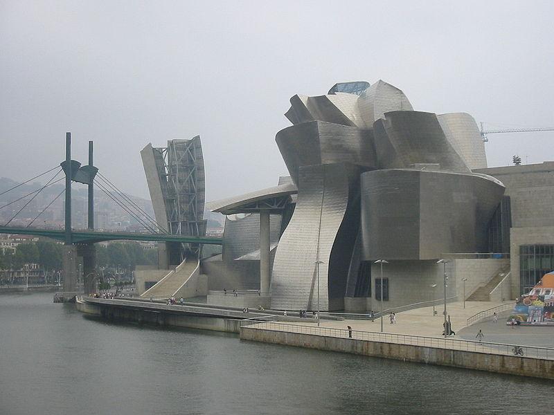 Arquitetura do Museu Guggenheim