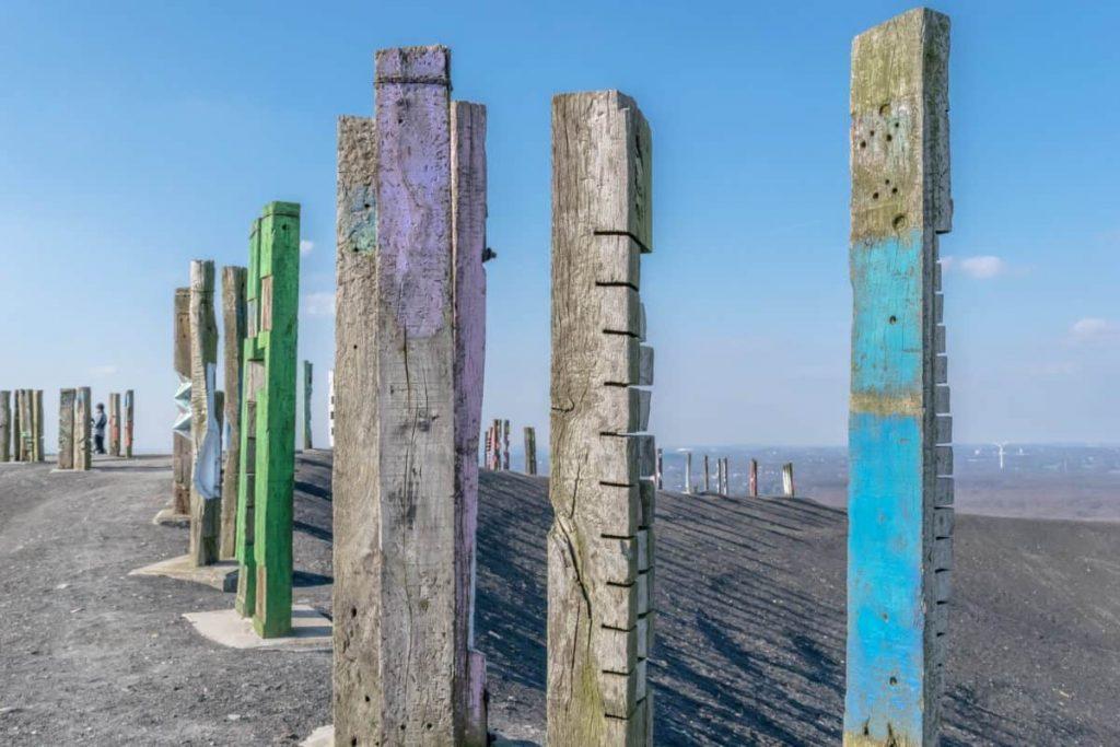 exemplo de pilares de concreto